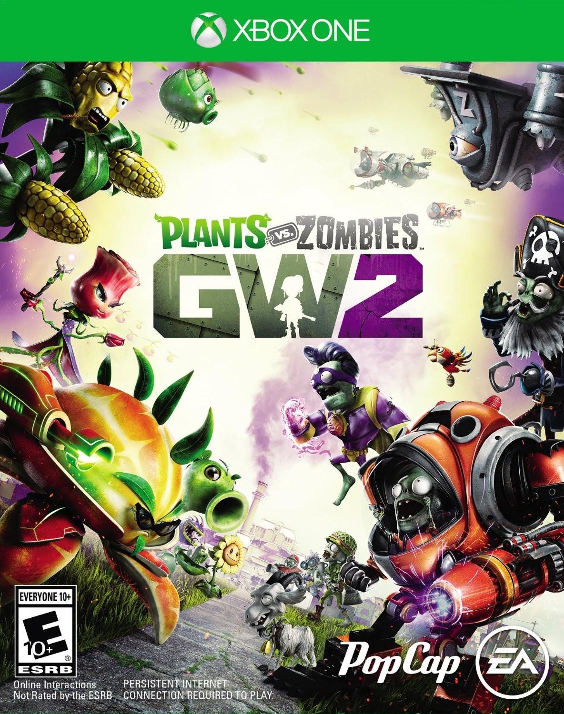 Plants vs Zombies Garden Warfare 2 (GRA XBOX ONE)