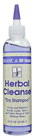 Organic Surge Root Stimulator Herbal Cleansing Shampoo 266 ML (Shampoo) ORS11027