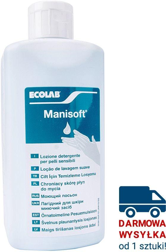 Emulsja do mycia rąk MANISOFT