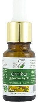Your Natural Side 100% naturalny olej z arniki - Your Natural Side Olej