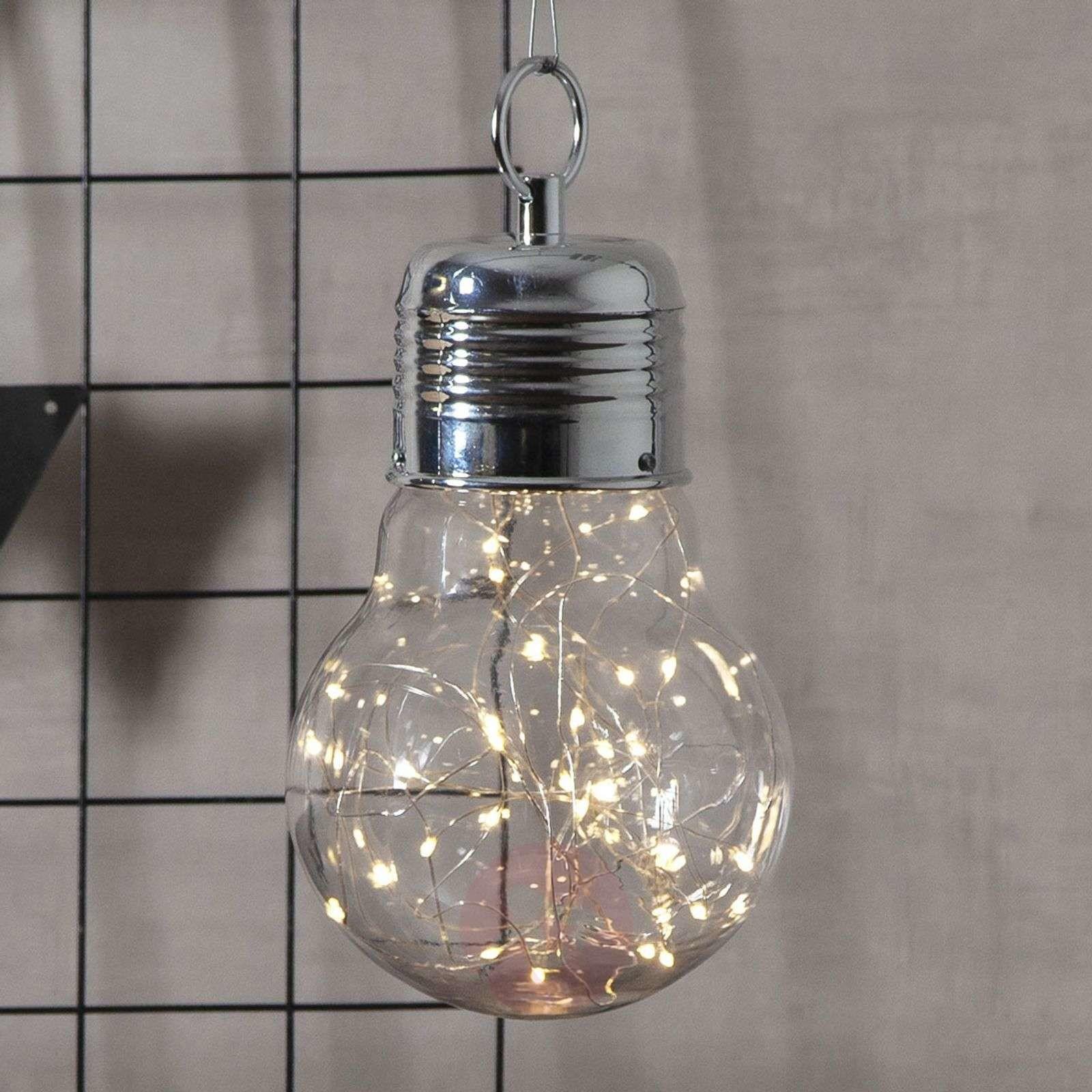 Best Season LED-Dekoleuchte Bulby, weiß