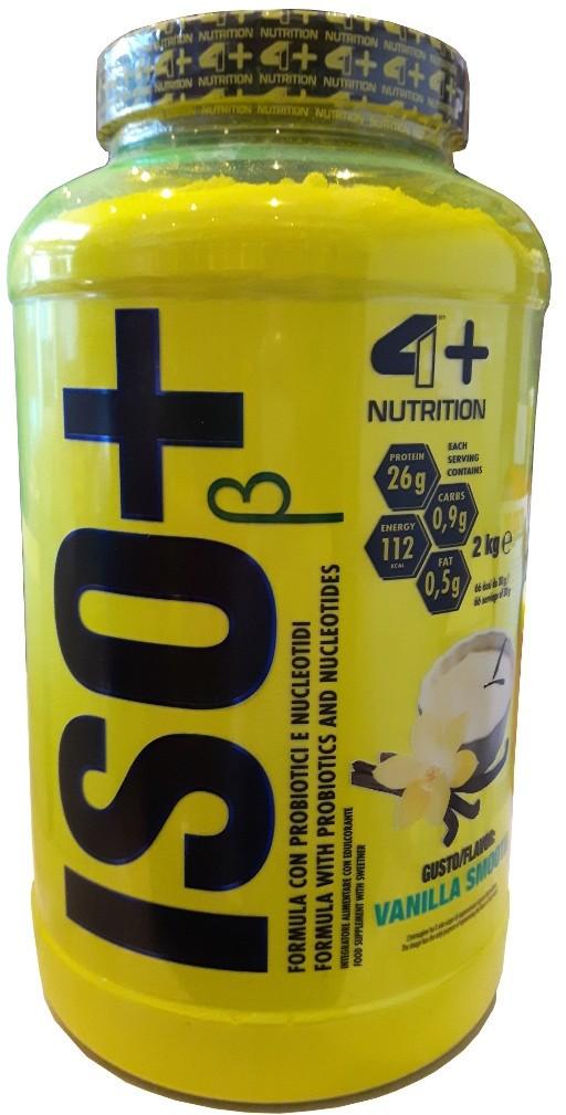 4+ Nutrition ISO+ Probiotics 2000g