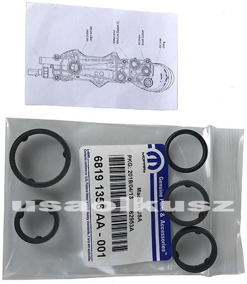 MOPAR Uszczelki obudowy filtra oleju Dodge Challenger 3,6 V6 2014