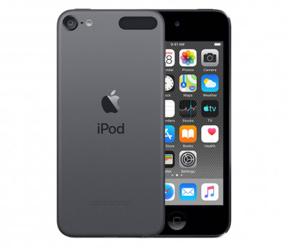 Apple iPod Touch 32 GB Szary (MVHW2RP/A)