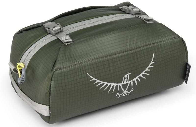 Osprey Ultralight Washbag wyściełana, shadow grey 2020 Kosmetyczki 5-702-1