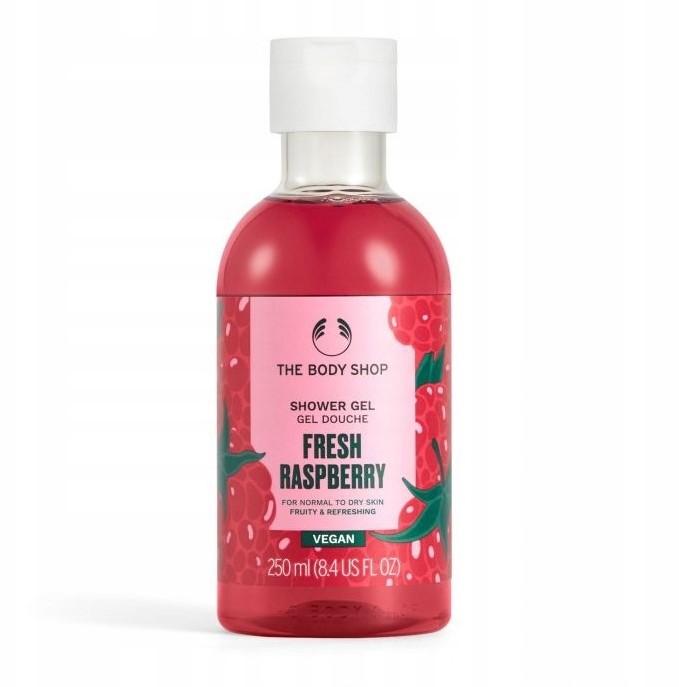The Body Shop The Body Shop_shower Gel Raspberry_żel MALINA_250