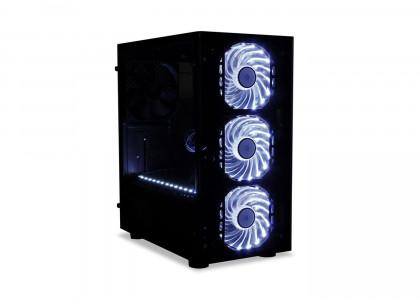 iBox Passion V4 Gaming czarna (OPV4)