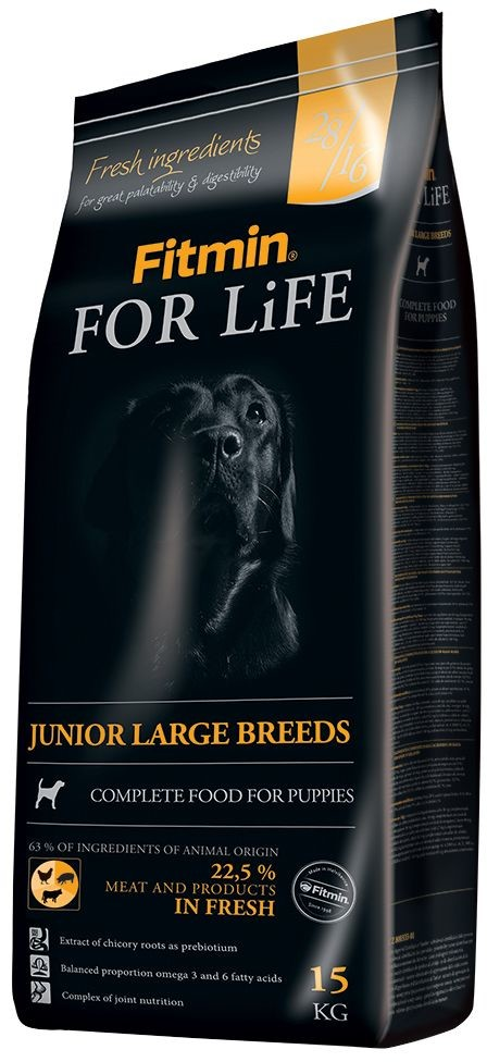 Fitmin For Life Junior Large Breed 15 kg