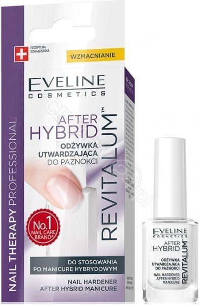 Eveline Nail Therapy, odżywka utwardzająca do paznokci 12ml
