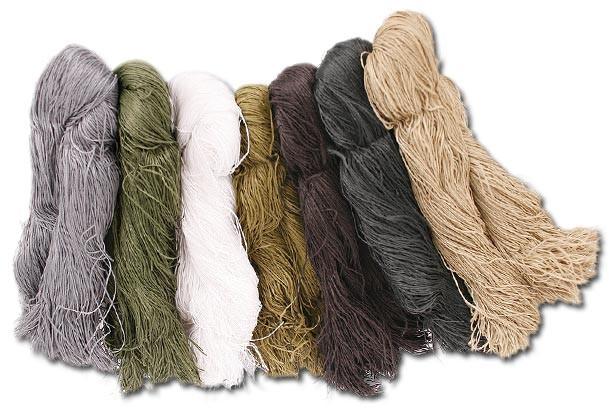Mil-Tec Włóczki maskujące Mil-Tec - Ghillie Thread Kit (11250) SP