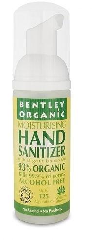 Bentley Organic Antybakteryjna Pianka do Mycia Rąk LIMONKOWA em_BEN06721