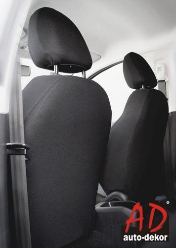 Auto-Dekor Pokrowce samochodowe Elegance Popiel3