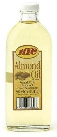KTC Almond Oil Olejek migdałowy 300ml 1234577765