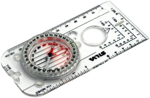 Silva kompas wojskowy Compass 4 militaire linią, 6400/360 ° 35692-1511
