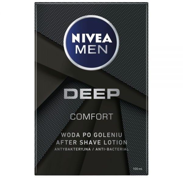 Nivea Woda po goleniu Men Deep 100 ml