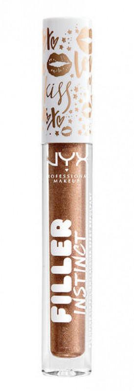 NYX Professional Makeup Professional Makeup - FILLER INSTINCT PLUMPING LIP POLISH - Błyszczyk do ust - 04 CHEAP FILLS NYXILBUS-DOUS-01
