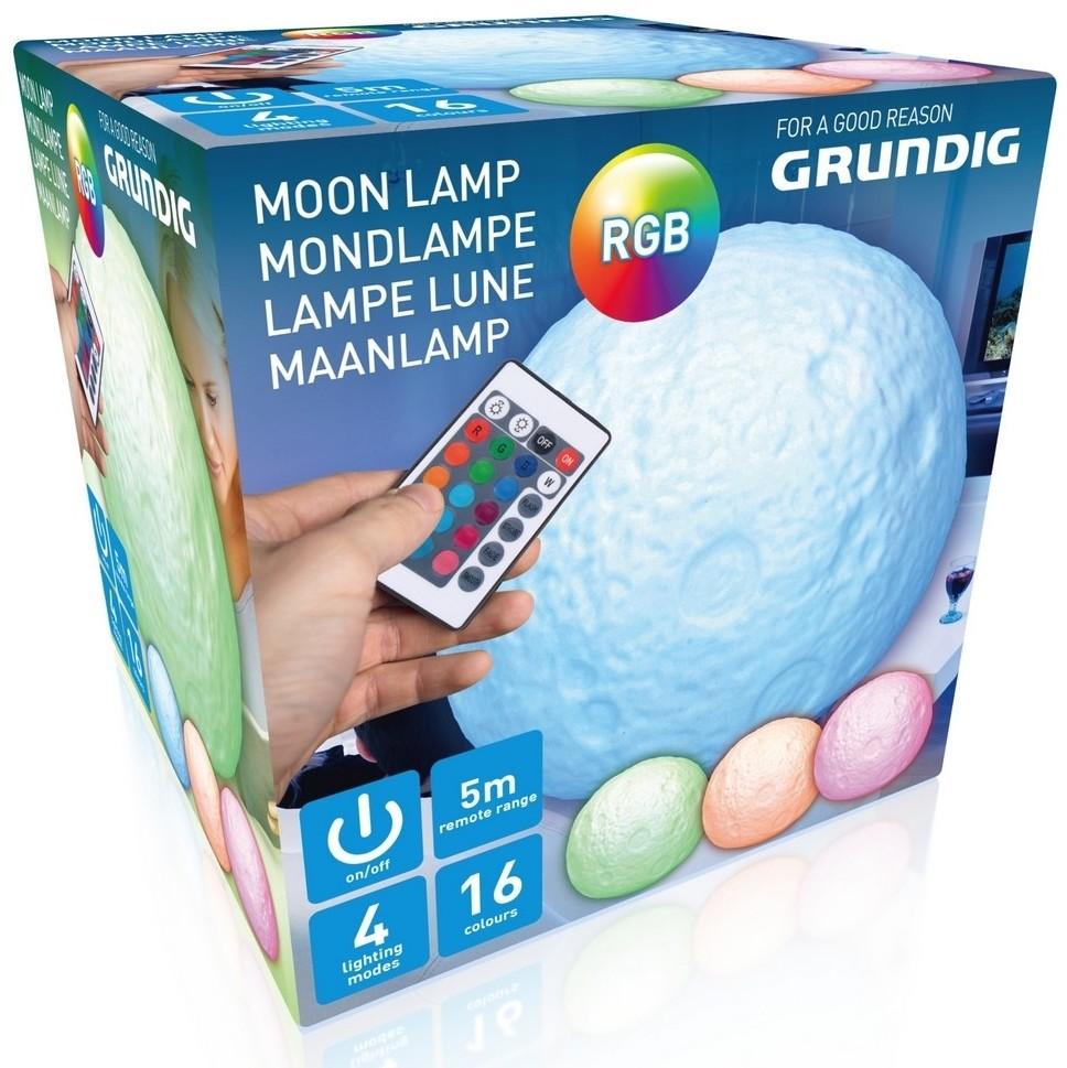 Grundig Grundig - LED RGB Kula dekoracyjna 1xLED/3xAAA + zdelne sterowanie