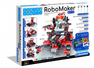 Clementoni Laboratorium robotyki Robomaker 50523