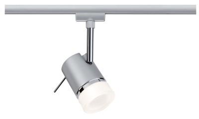 Paulmann Spot do szyn PIPE LED GU10 chrom mat 97612 97612