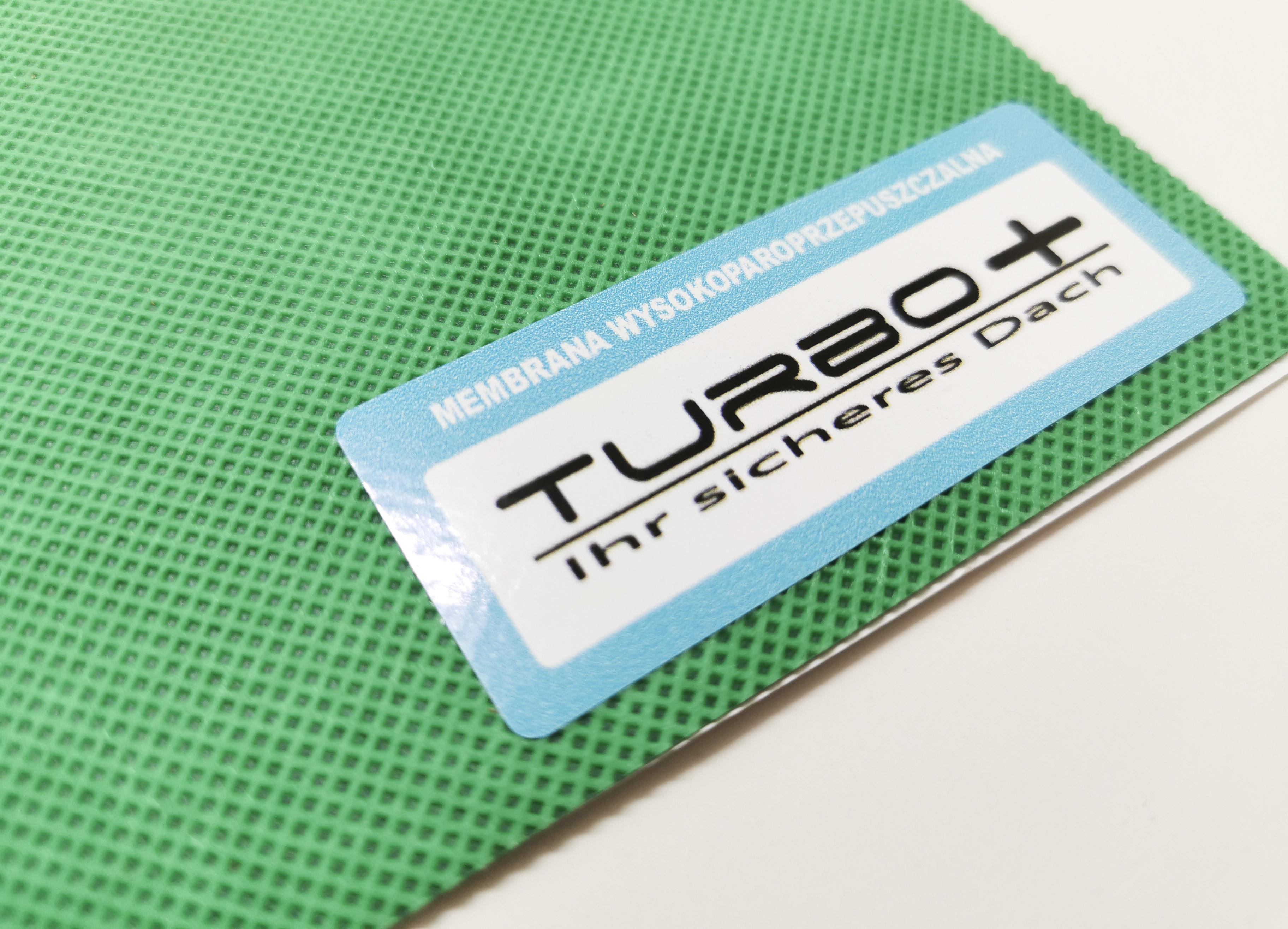 Membrana dachowa Turbo+ 3000