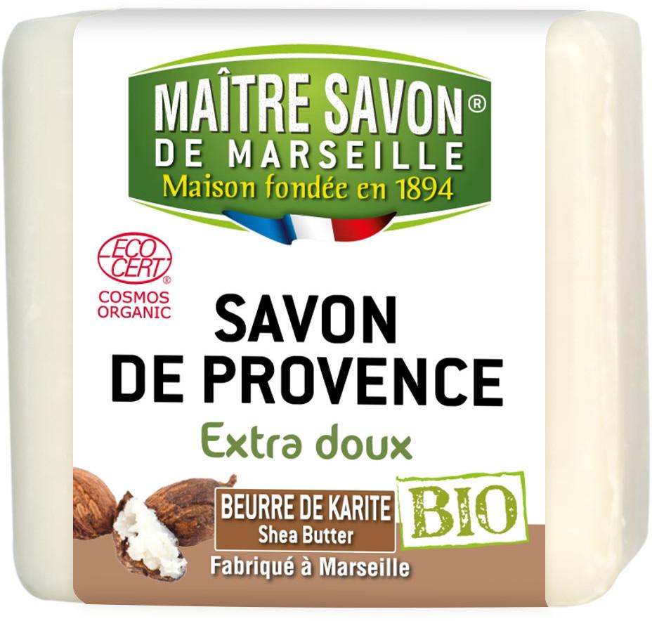 Bio Maitre Savon Mydło prowansalskie SHEA 100g Maitre Savon