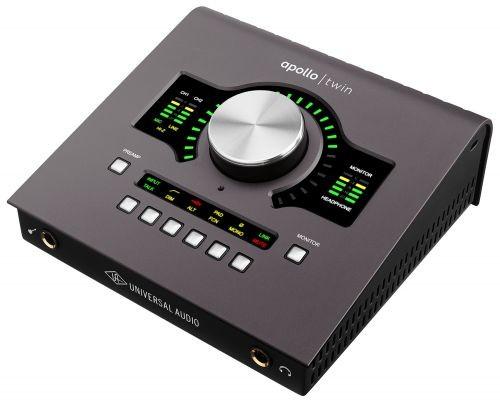 Universal Audio Apollo Twin mk II DUO