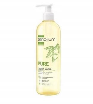 Emolium Pure Żel do mycia ciała 400 ml