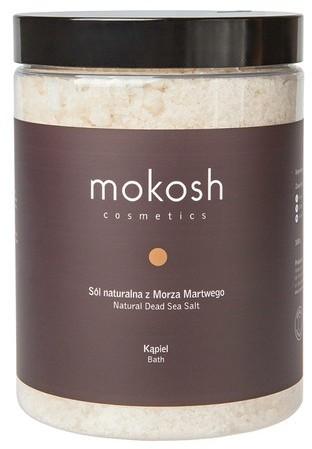 MOKOSH Mokosh, sól naturalna z Morza Martwego, 1000g MOK000051