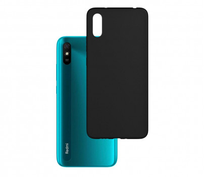 3mk 3mk Matt Case do Xiaomi Redmi 9A czarny