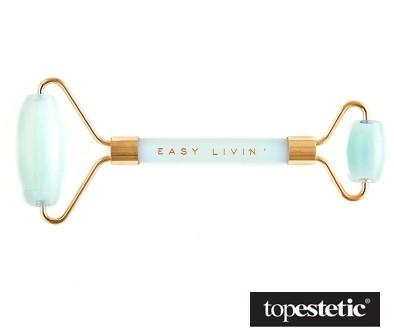 Easy Livin Easy Livin Roller z Opalitu Wałeczek do masażu i liftingu twarzy w wersji mini