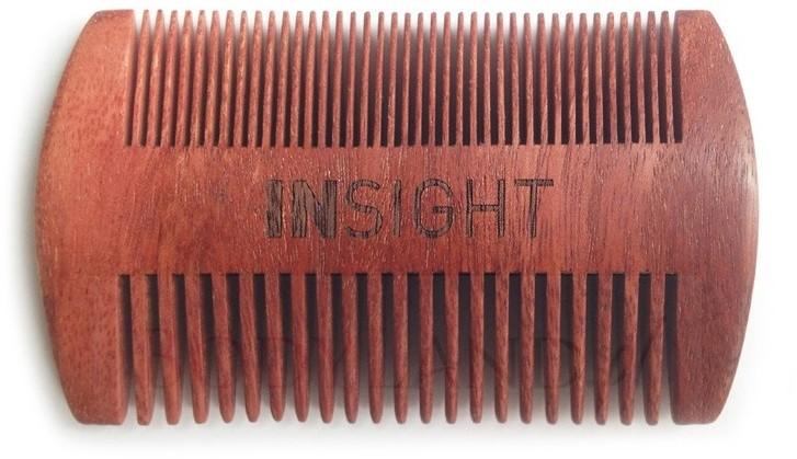 INSIGHT INSIGHT Man -grzebień do brody i wąsów INS000093