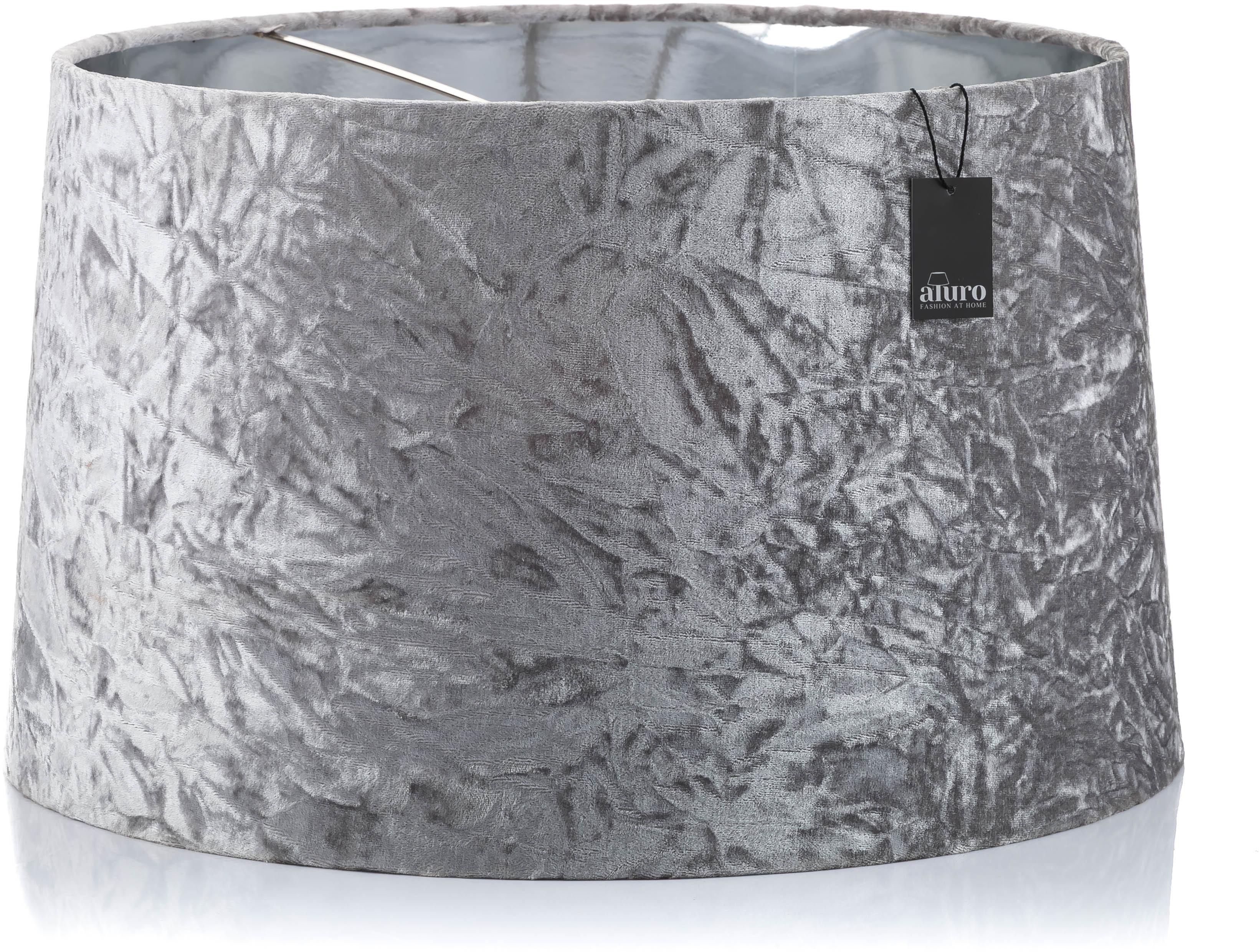 Aluro Abażur do lamp - królewski aksamit XL A00783