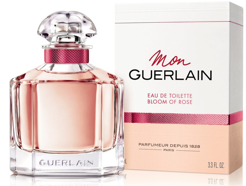 Guerlain Mon Bloom of Rose  woda toaletowa 100ml