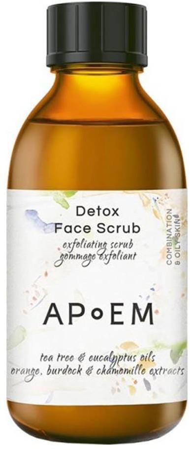 Apoem Apoem Produkty Detox Face Scrub 150 ml