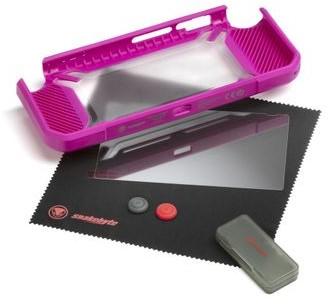 Snakebyte snakebyte zestaw Etui Nintendo Switch z akcesoriami różowe Tough:Kit Pink SB913532