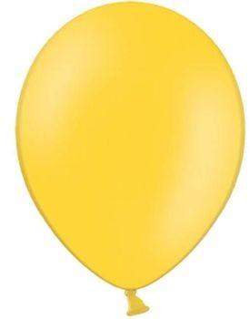 """Strong Balloons Balony """"Pastel"""" żółte 12"""" STRONG 100 szt SB14P-009"""