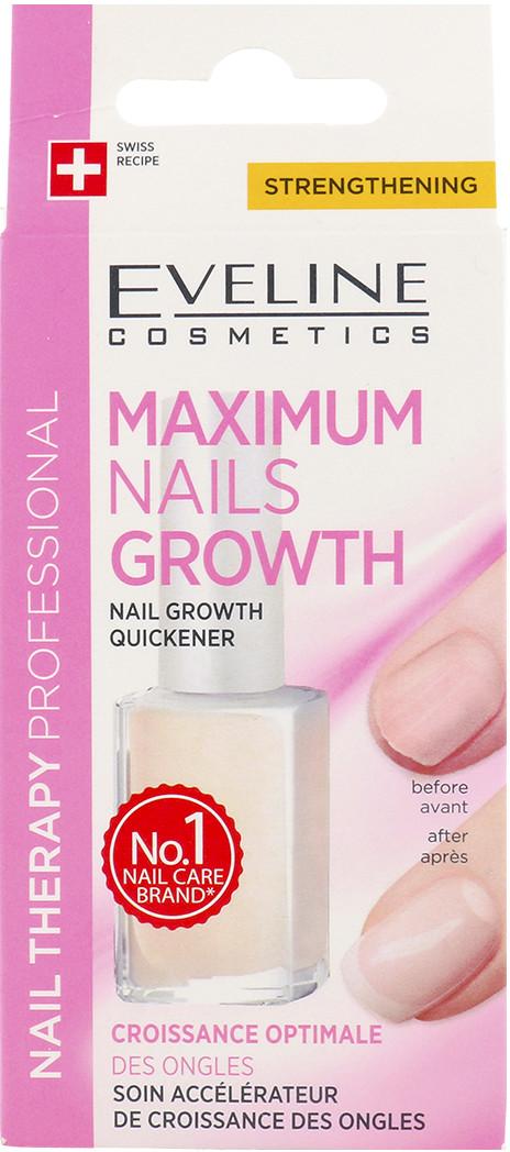 Eveline Maximum Nails Growth Odżywka Maksymalny Wzrost Paznokci 12ml
