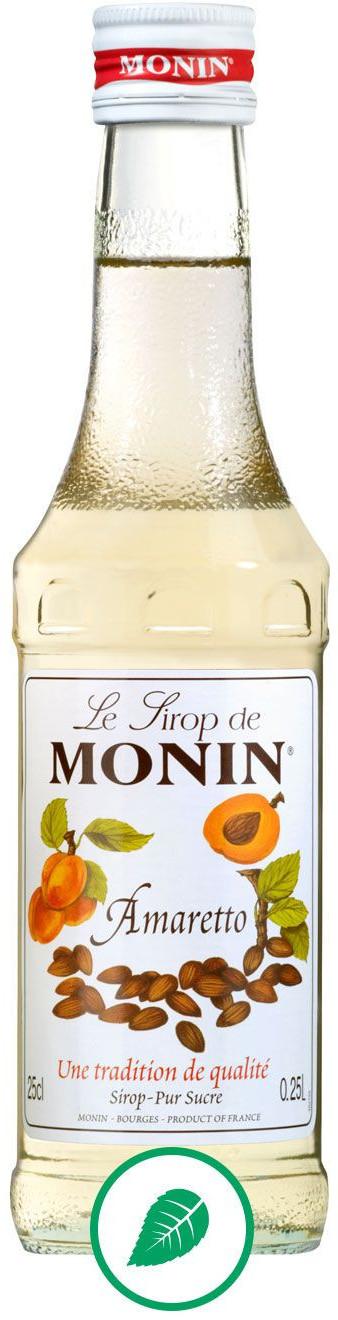 Monin Amaretto 0,25 l 0501