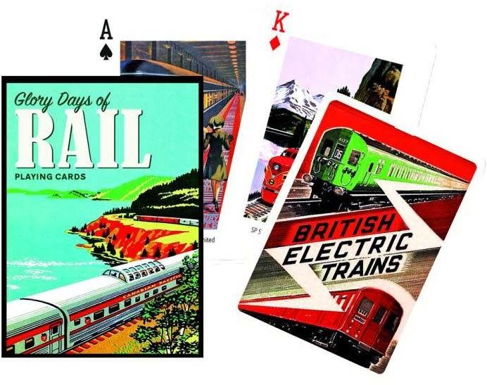 Piatnik Karty Glory Days of Rail