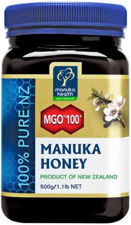 Manuka Health Miód Manuka 100+ 500g
