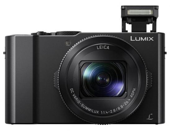 Panasonic Lumix DMC-LX15 czarny (DMC-LX15EP-K)
