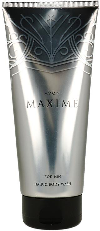 Avon Maxime Hair & Body Wash Żel Do Mycia Ciała I Włosów 200ml