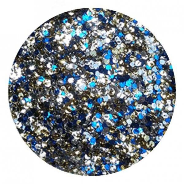 Vanity Brokat Multicolor Hexagon Exclusive 01 8607