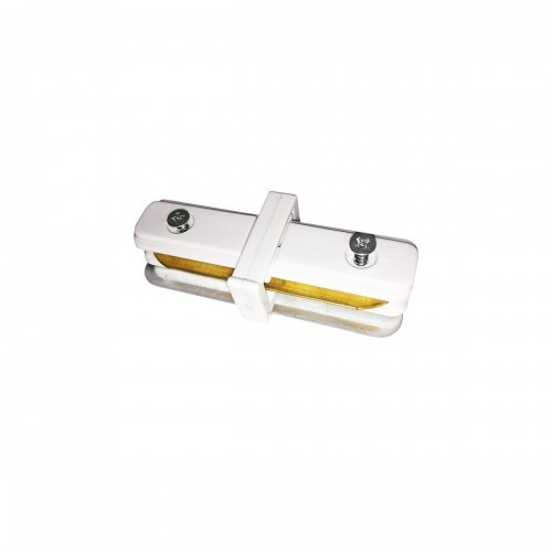 Milagro Milagro Łącznik Lampy TRACK LIGHT White Typ prosty ML3922