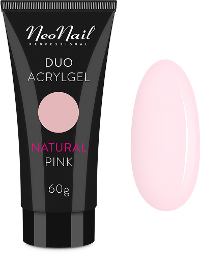 Neonail Duo Acrylgel NATURAL PINK 60 g 6103-3