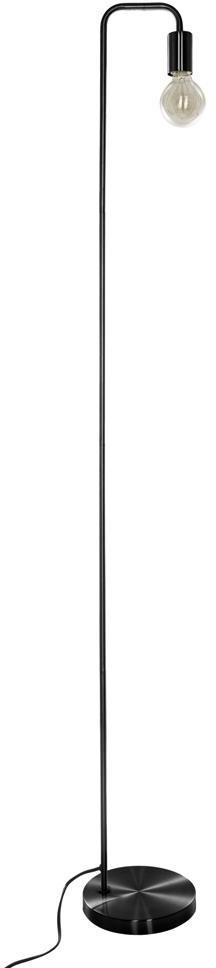 Atmosphera Créateur d'intérieur Atmosphera Créateur dintérieur Nowoczesna lampa stojąca z metalu lampa dekoracyjna lampa do salonu lampa do sypialni lampa podłogowa czarna lampa stojąca B07DN61LLD