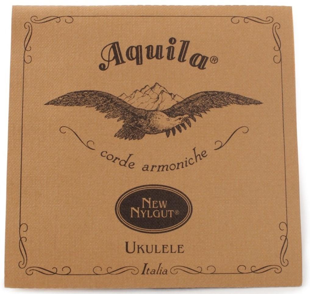 Aquila AQ-7U struny ukulele koncertowe G-C-E-A