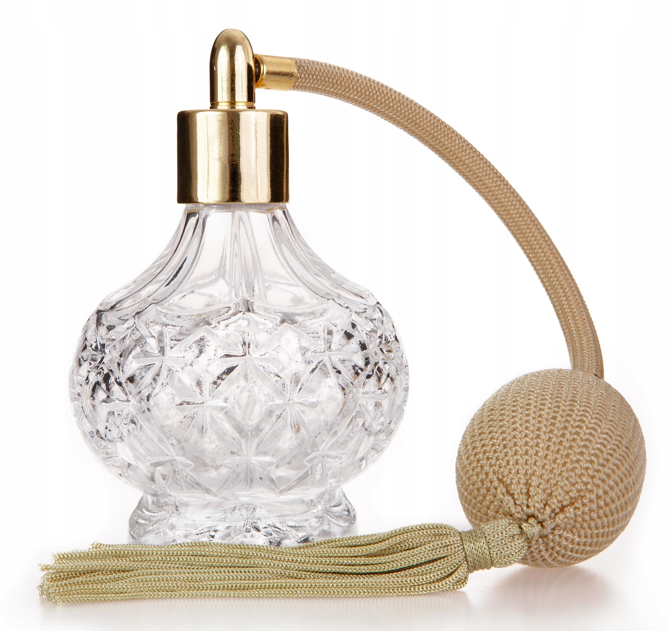 Flakon Z Pompką + Perfumy - 85 ML! Kurier Gratis!