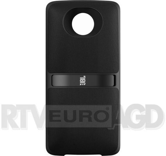 Motorola Moto Mods Głośnik JBL Soundboost 2 do Moto Z (czarny)