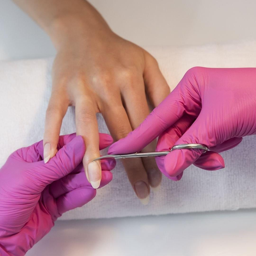 Semilac Diamond Cosmetics Nożyczki Do Skórek 23mm